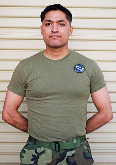 Photo of Sergeant Verde